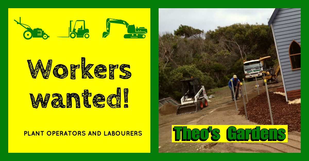 Theo's Gardens Operators and Workers