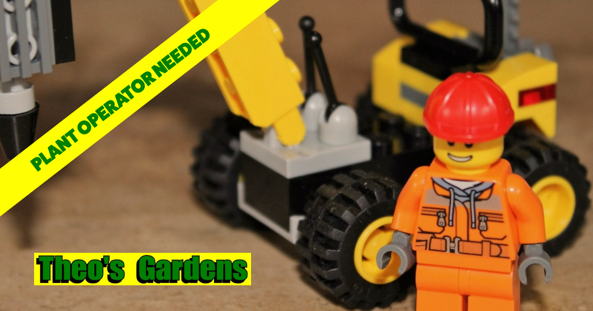 Theo's Gardens Plant Operator Needed